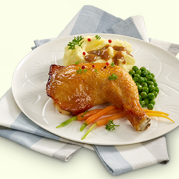 Insatiable Taste Chicken Drumstick